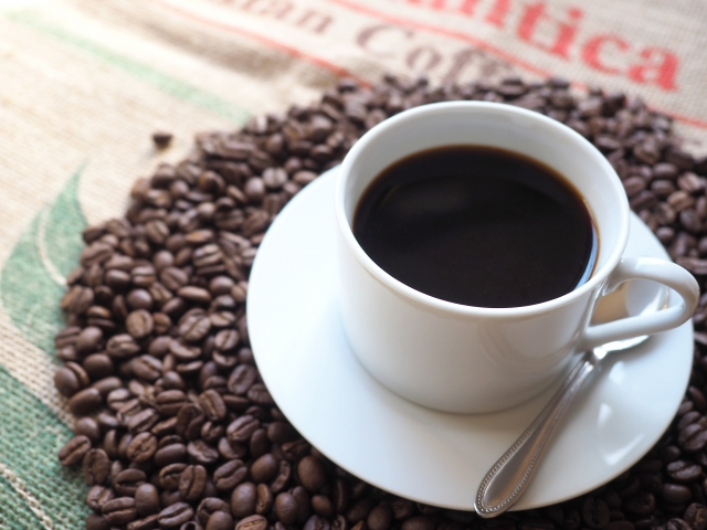 ネスカフェのコーヒーとコーヒー豆