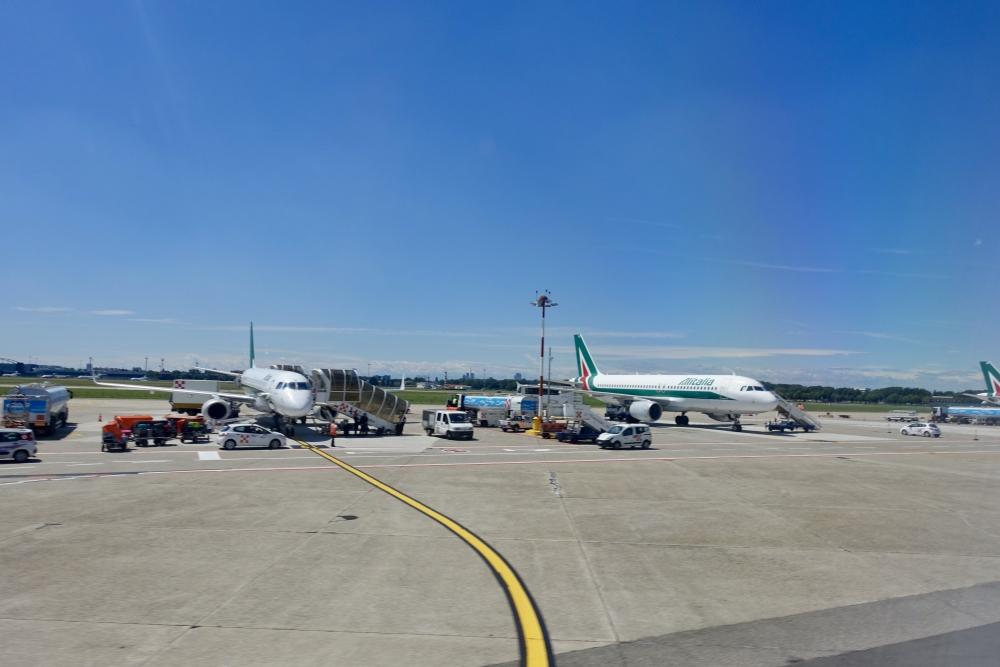 ミラノ リナーテ国際空港