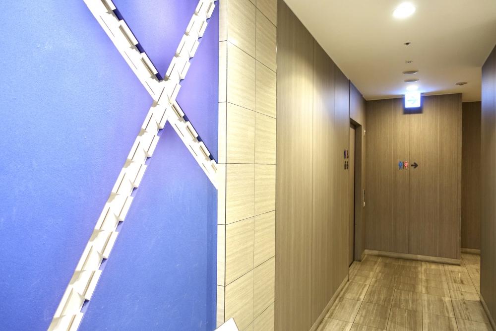 羽田空港国際線ターミナル JALファーストクラスラウンジ 化粧室
