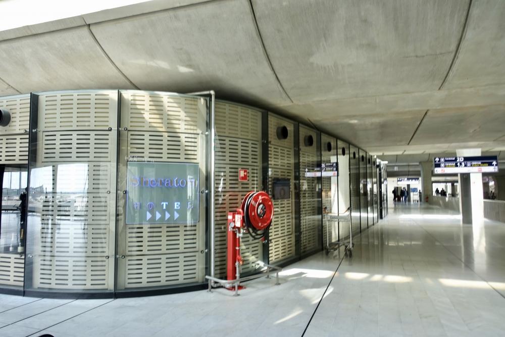 シャルル・ド・ゴール空港シェラトンへの行き方