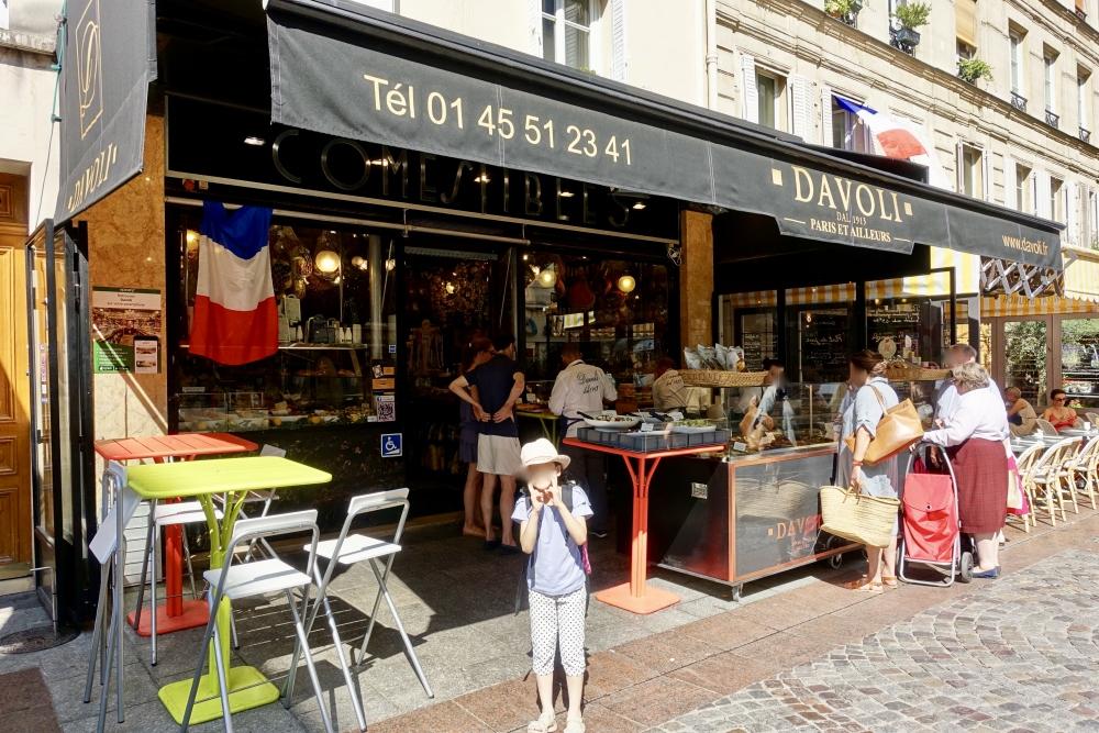 DAVOLI PARIS