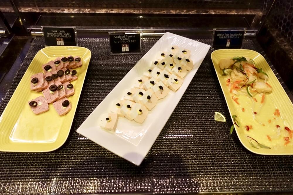 ザ・プリンスギャラリー東京紀尾井町クラブラウンジイブニングカクテル