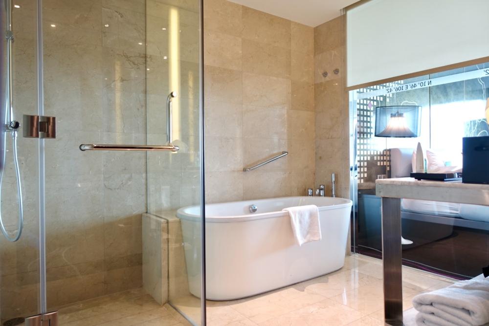 ルメリディアンサイゴン・キングゲストルーム・浴室