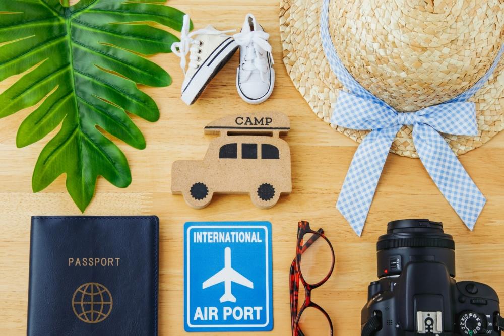 海外旅行の準備