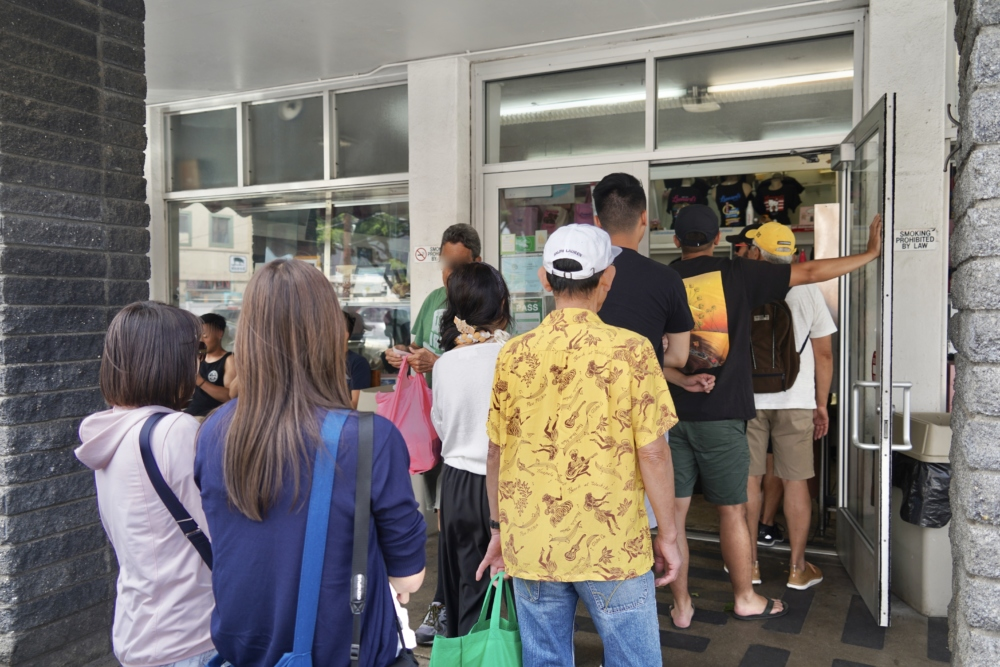 ハワイ・マラサダの名店レナーズ