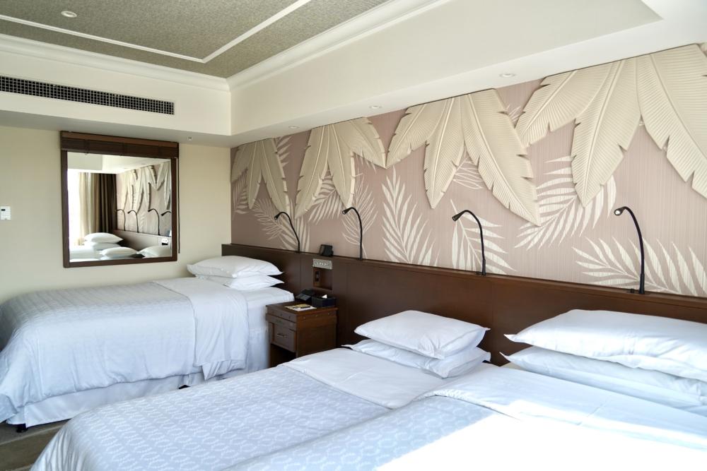 シェラトン・グランデ・トーキョーベイホテルのパークウィング114号室