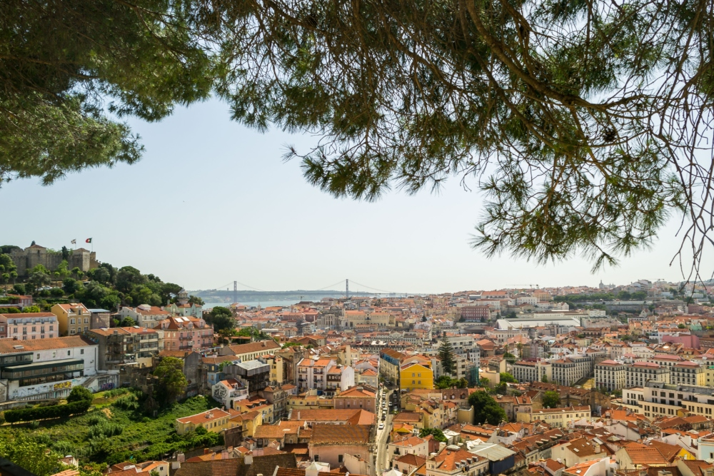 ポルトガル・リスボンの風景