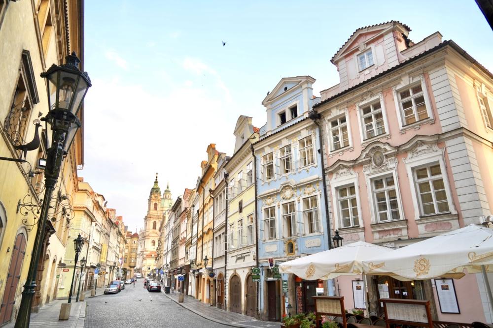 プラハへはレギオジェットがオススメ