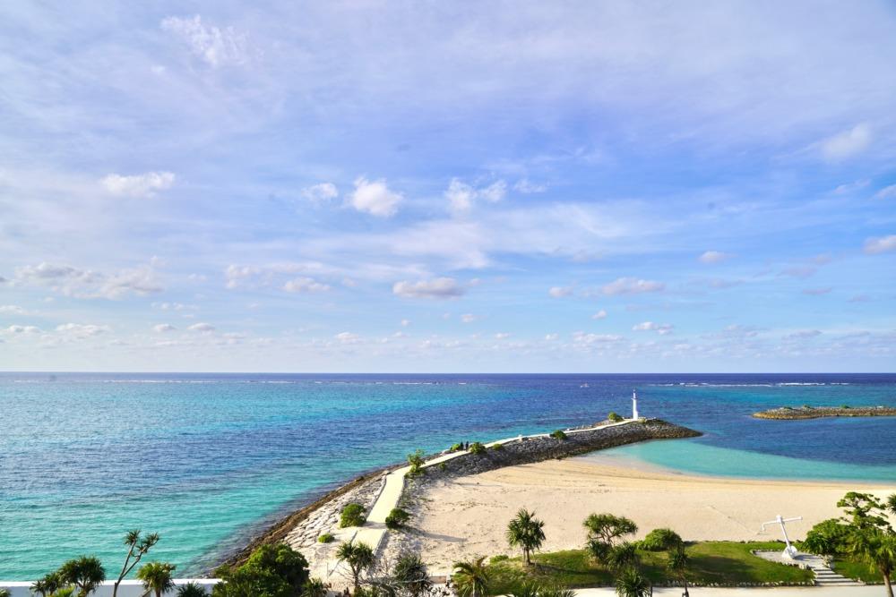 シェラトン沖縄サンマリーナリゾートのサウスタワーオーシャンビュー