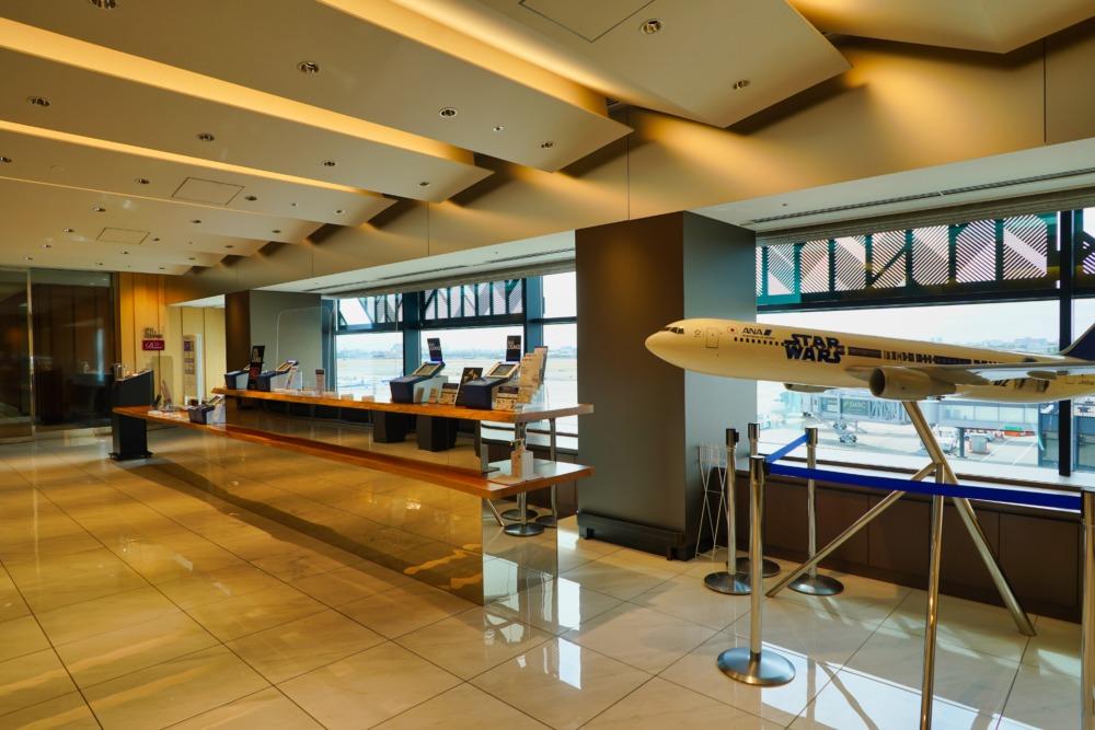 大阪伊丹空港南ターミナル・ラウンジへのアクセス5