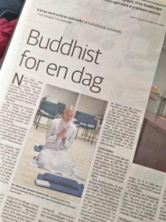 buddhist for en dag gav gode historier