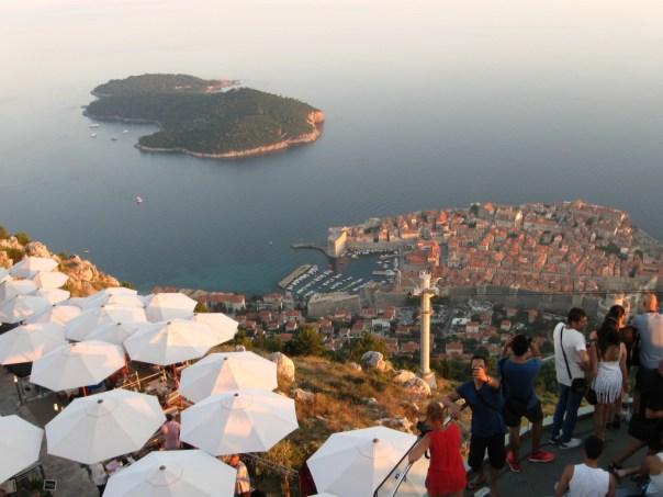 Udsigt Dubrovnik
