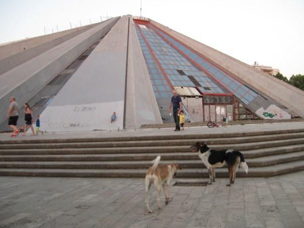 Hoxha Pyramide