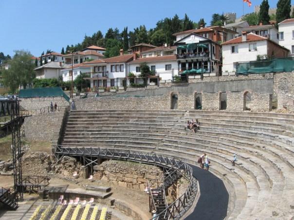 Amfiteater Ohrid
