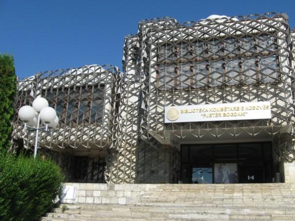 Bibliotek Pristina