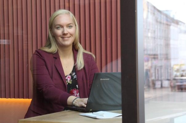 Rikke Uhre Andersen tekstforfatter og journalist