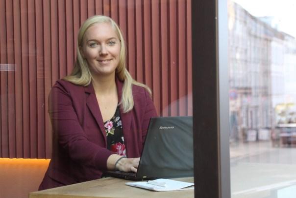 Bellus Kommunikation v. Rikke Uhre Andersen, tekstforfatter og journalist