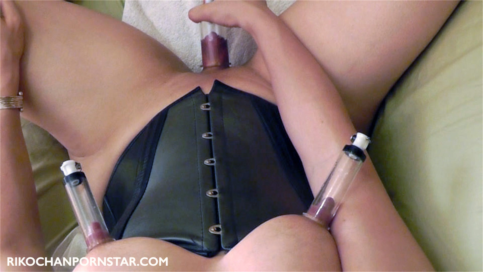 Vacuum Pumping Nipples 2