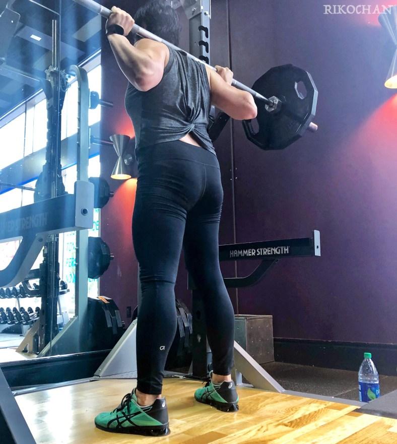 Big leg squats