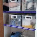 DIY第3弾:押入れに自在棚を作りました