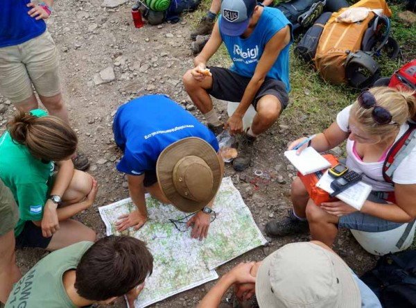 [2/2] …to avoid impacts on velocity, Fieldbase team and other objectives for the day by getting lost.