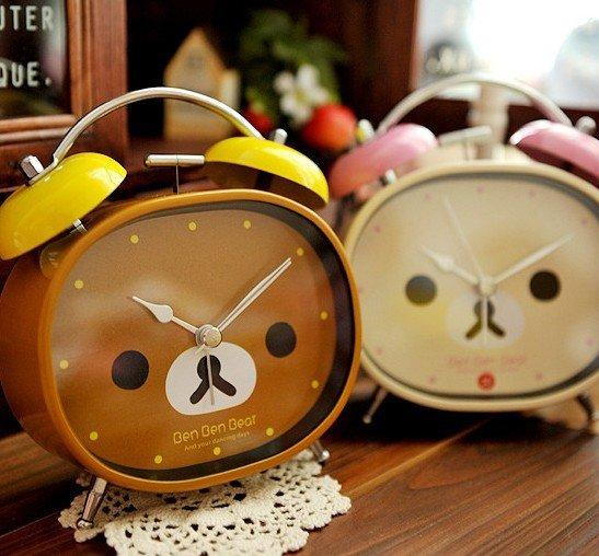 rilakkuma alarm clock 2