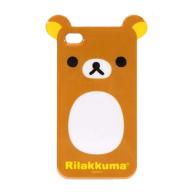 rilakkuma iphone 4 case rilakkuma world