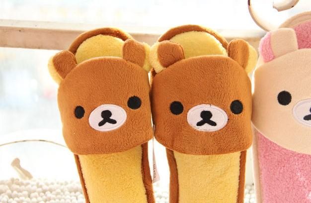 rilakkuma indoor shoes slippers sandals
