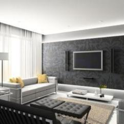 Ideas For Living Room Modern Wall Murals 15 Floating Shelves Design Rilane Photos Pictures