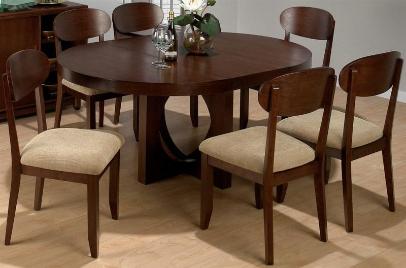 Expandable round dining table  ideas, photos