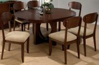 Expandable round dining table  ideas, photos - Rilane