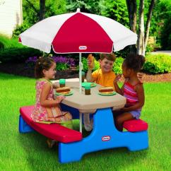 Little Tikes Chairs Revolving Chair In Pune Childrens Outdoor Furniture With Umbrella | Roselawnlutheran