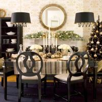 Dining room table centerpieces  photo, ideas, inspiration ...