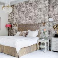 20 Magnificent Bedroom Wallpaper Design Ideas - Rilane