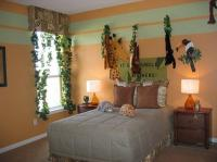 20 Jungle Themed Bedroom for Kids - Rilane