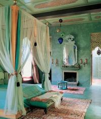 Sumptuous Moroccan Themed Bedroom Designs - Rilane