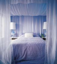 15 Amazing Canopy Bed Curtains Design Ideas