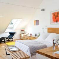 Dazzling Attic Bedroom Design Ideas - Rilane