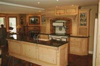10 Rustic Kitchen Designs with Unfinished Pine Kitchen ...