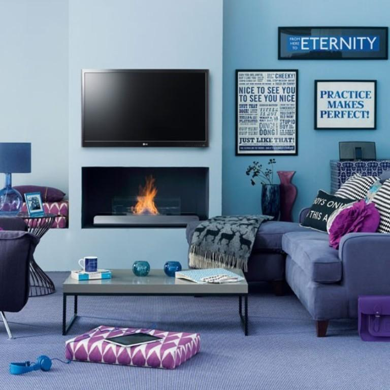 contemporary living room art wall decor ideas diy 20 cool rooms with statement artwork rilane modern