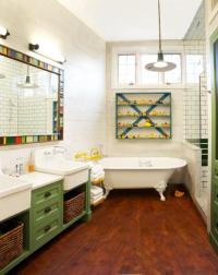 15 Whimsical Eclectic Bathroom Design Ideas - Rilane