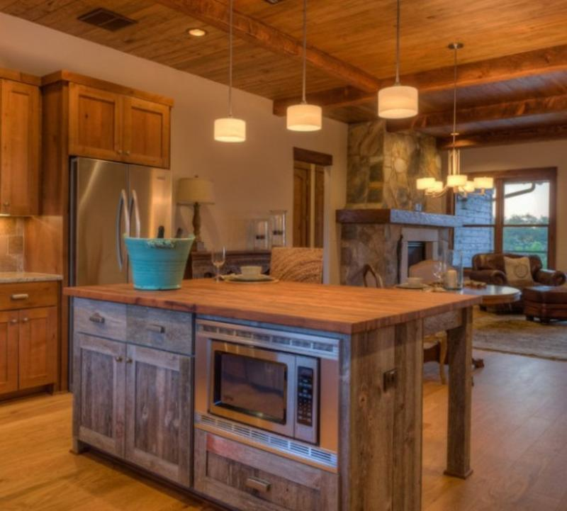 oak kitchen islands play wood 15 reclaimed island ideas rilane