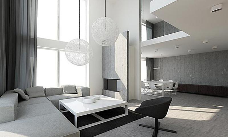 15 Minimalist Living Room Design Ideas  Rilane