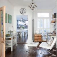10 White Home Office Design Ideas - Rilane