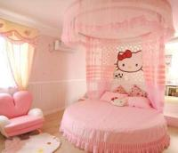15 Adorable Hello Kitty Bedroom Ideas for Girls - Rilane