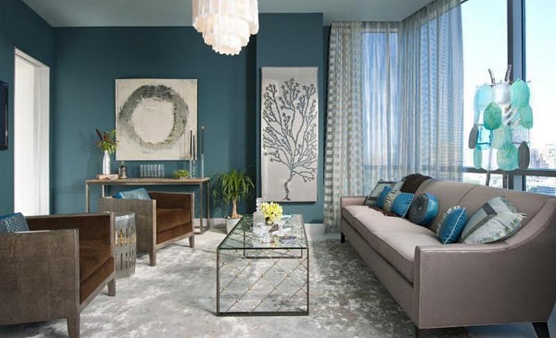 living room blue decorating ideas interior decorated rooms pictures 20 radiant design rilane aqua