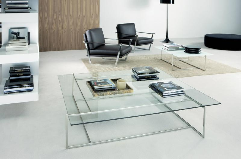 15 Contemporary Glass Coffee Table Designs  Rilane