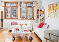 20 Modern Chic Living Room Designs to Inspire - Rilane