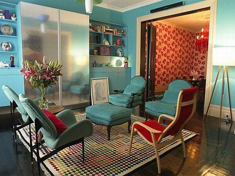 Good 20 Radiant Blue Living Room Design Ideas Rilane Part 22