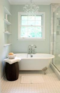 15 Clawfoot Bathtub Ideas for Modern Chic Bathroom